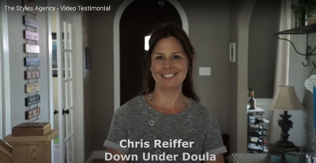 The Styles Agency Video Testimonial