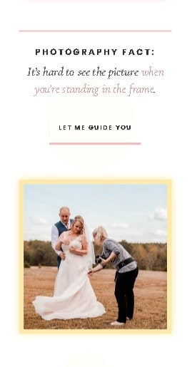 Kate Styles Photography - New Mobile Website Design by The Styles Agency.